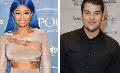 "Blac Chyna & Rob Kardashian: Bonding Over Getting ""F--ked"" By His Family!"