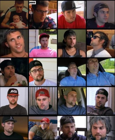 Ryan Edwards Through the Years