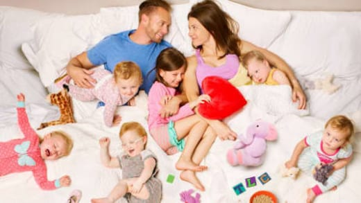 OutDaughtered Family