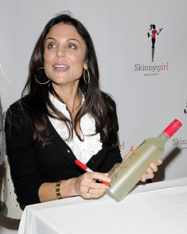 Bethenny Frankel Bottle Signing