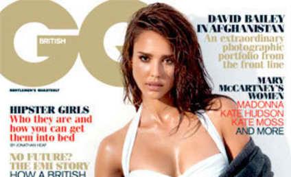 Jessica Alba: My Breasts Sag!