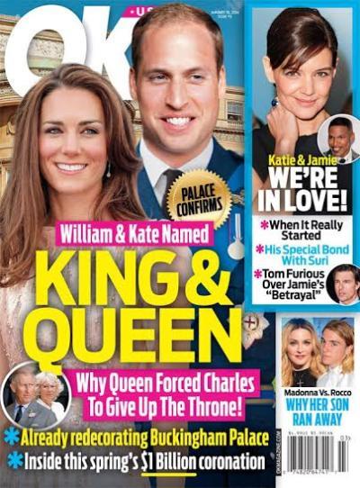 OK! Royal Rumor Tabloid