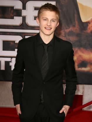 The Hunger Games Casts Cato and Clove - The Hollywood Gossip