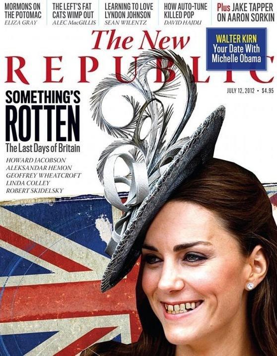Kate Middleton Cover
