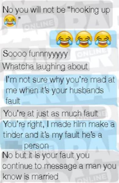 Tinder sexting