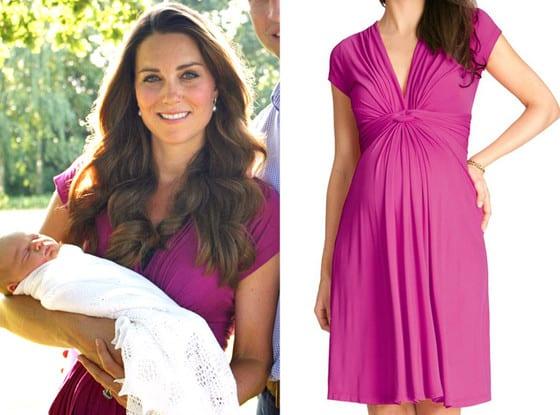 Kate Middleton Maternity Dress