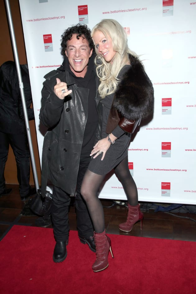 Michaele Salahi And Neal Schon Engaged The Hollywood