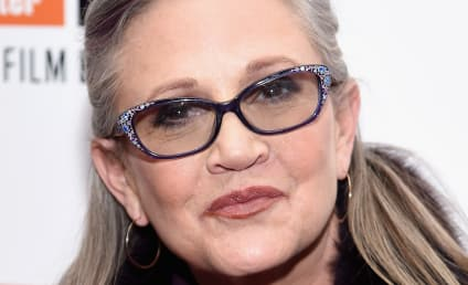 "Carrie Fisher Details ""Intense"" Affair with Harrison Ford"