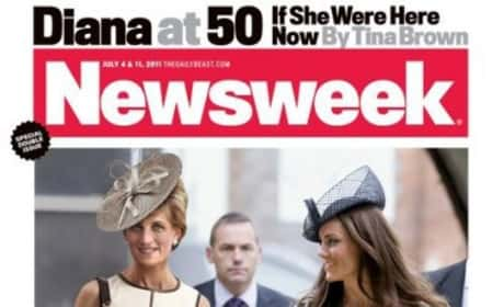 Is this Newsweek cover in bad taste?