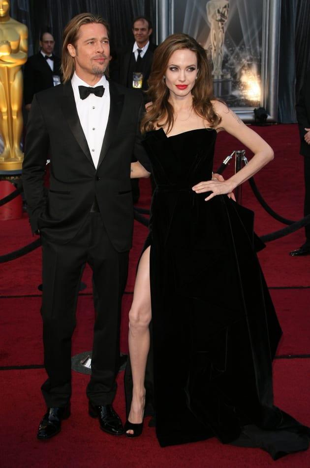 Brangelina at the Oscars