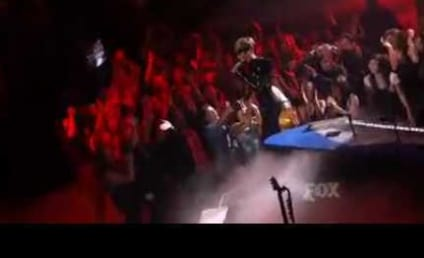 David Archuleta and Rihanna Perform on American Idol