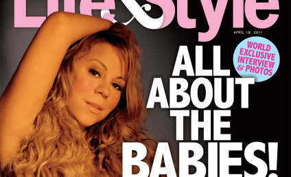 Mariah Carey: Nude and VERY Pregnant!