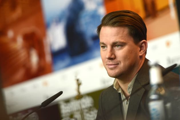 SHARING IS CARING: Channing Tatum forced to post nude
