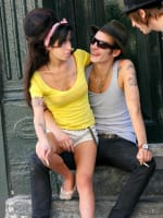 Amy and Blake Photo