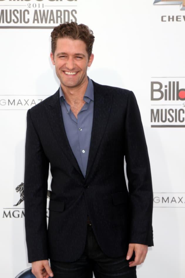 Matthew Morrison at the Billboard Music Awards