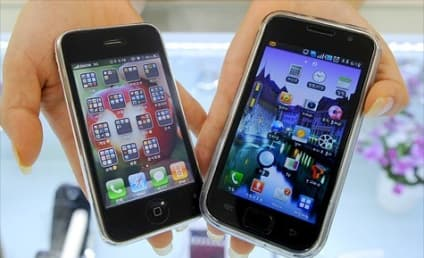 Apple Throws Tantrum After Latest Samsung Ruling