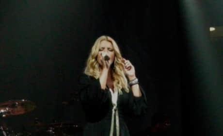 Jessica Simpson in Concert
