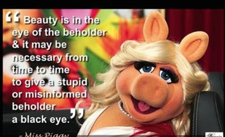 Amber Portwood Miss Piggy Meme