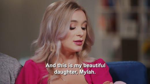 Yara Zaya - and this is my beautiful daughter Mylah