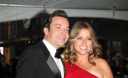 Jimmy Fallon & Nancy Juvonen: Headed For Divorce?