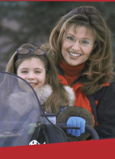 Palin as a Mother