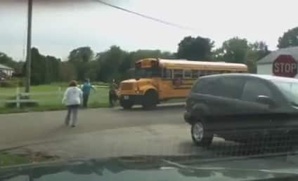 Man Jailed After Mocking Disabled Girl at Ohio School Bus Stop