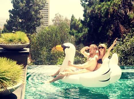 Taylor Swift & Calvin Harris
