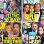 11 Famous Love Triangles: Which Stars Have Been Bent Out of Romantic Shape?