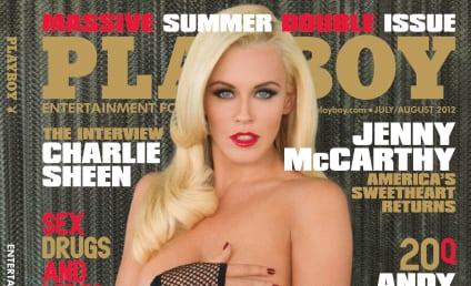 Jenny McCarthy Playboy Cover: Revealed!