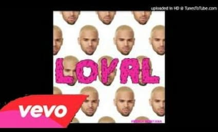 """Chris Brown """"Loyal"""" Track Drops, Features Lil Wayne & French Montana: First Listen!"""