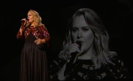 Adele Kicks Off Grammys