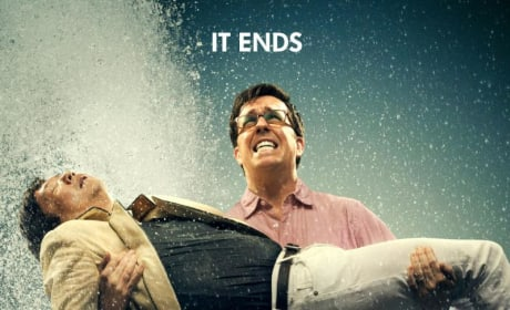 The Hangover Part III Ed Helms Poster