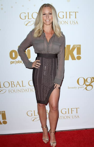 Kendra Wilkinson: OK! Magazine's Pre-Oscar Party In Support of Global Gift