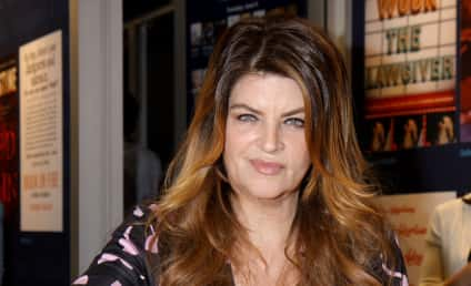 Kirstie Alley Sued Over Weight Loss Product, Claims