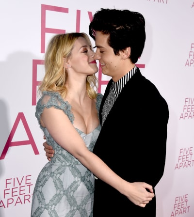 Cole Sprouse and Lili Reinhart: It's Over! Again!