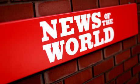 News of the World Logo