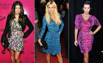 Threeway Face-Off: Fergie vs. Paris vs. Kim