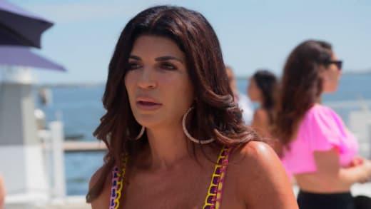 Teresa Giudice Wants to Make Peace