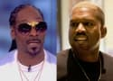 Snoop Dogg: Kanye West Needs a Black Woman! Kim is No Good!