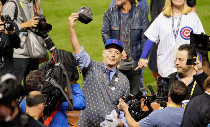 Bill Murray Celebrates Cubs Title, Twitter Melts Down