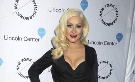 Christina Aguilera: Sinatra Voice for A Century Event