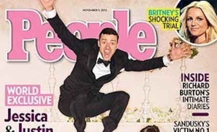 Justin Timberlake-Jessica Biel Wedding Photos: Revealed!