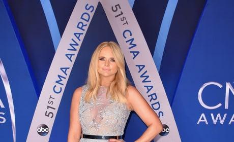 Miranda Lambert at CMAs