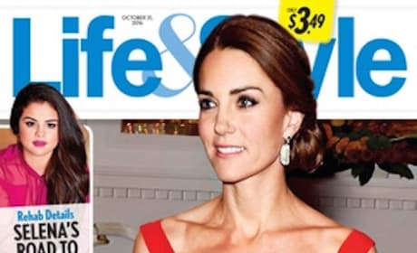 Kate Middleton: Pregnant and 90 Pounds?