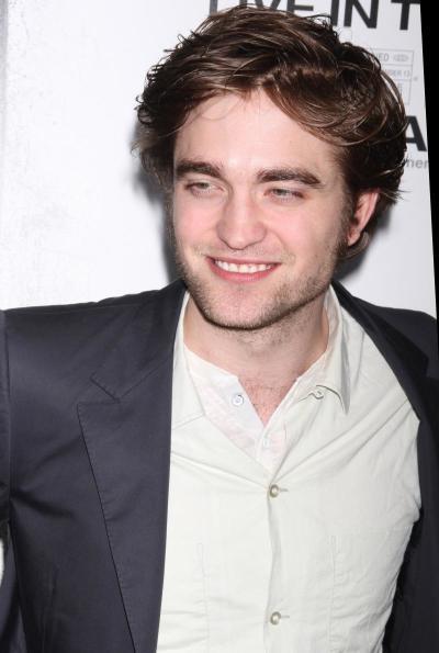 Smiling Robert