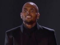 Chris Brown RAGE!