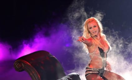 Britney Spears Fans Tossed For Risque Dancing