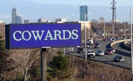 Cowards Billboard