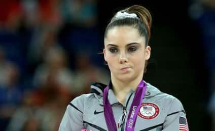 McKayla Maroney is NOT Impressed!