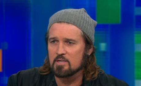 Billy Ray Praises Miley Cyrus